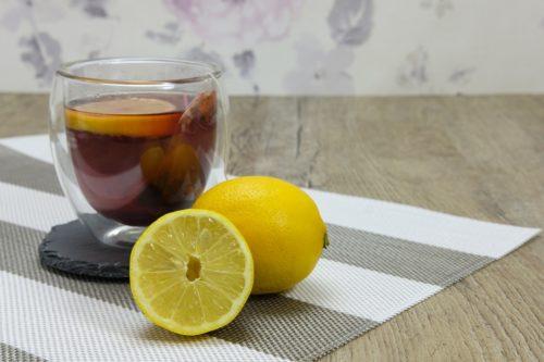 Ceai lamaie vitamina C