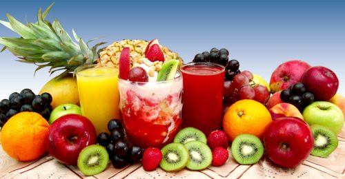 Fructe cu vitamina C