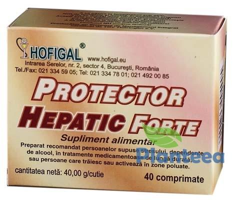 Protector hepatic de la Hofigal